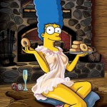 The Simpsons exclusive sex artworks * Simpsons Sex