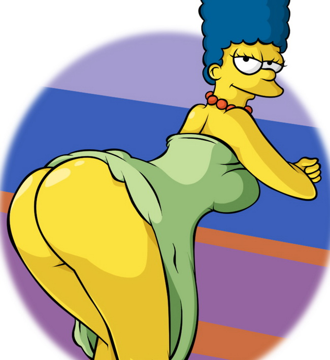 Naked pics of louis griffin fucking marge simpson