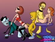 Mixed porn toons - a drunk party - All Sex Cartoons Disney Cartoon Porn Simpsons Sex