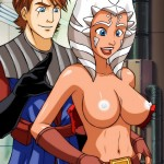 Dirty Star Wars nude comics - Star Wars Sex