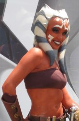 Ahsoka Tano - costume roleplay