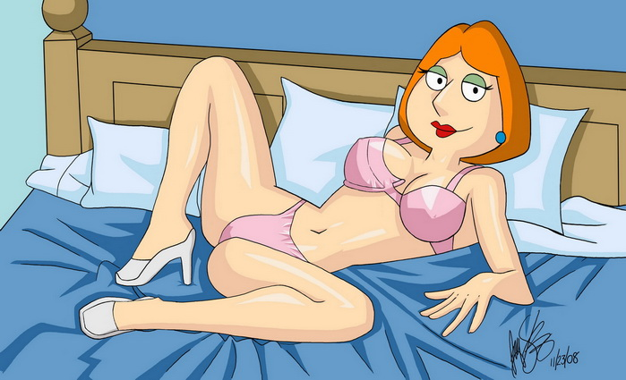 Lois Nude | Sex Cartoon Fan Blog
