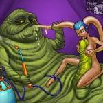 Star Wars sex comics - Star Wars Sex