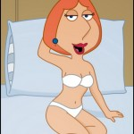 Hot Lois Griffin Dirty Pose - Family Guy Sex
