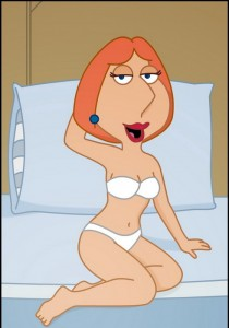 Lois Griffin sexy girl