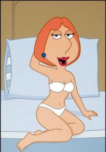 Lois Griffin sexy pics (sexy comics)