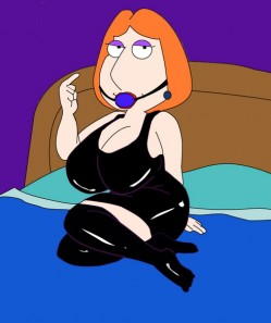 Lois Griffin sexy witch