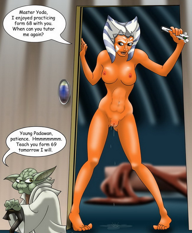 star wars ahsoka fuck