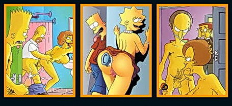 New Simpsons porn