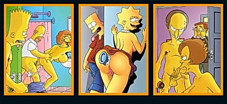 New Simpsons porn