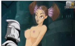 Star Wars boobs