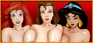 Good cartoon pornsite