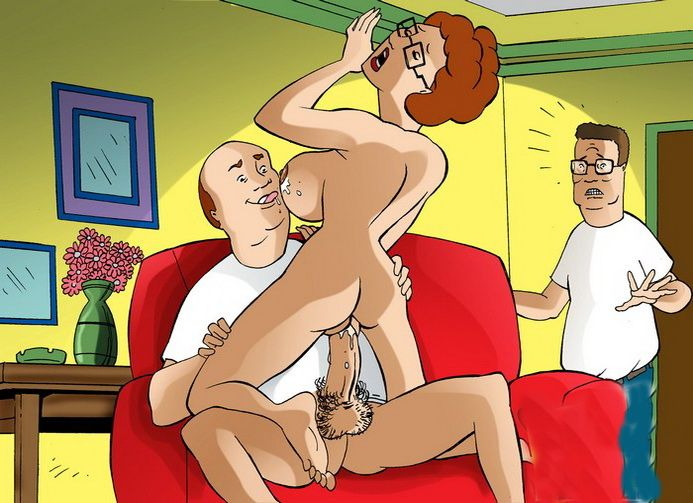 Important nudes pic of king of the hill apologise