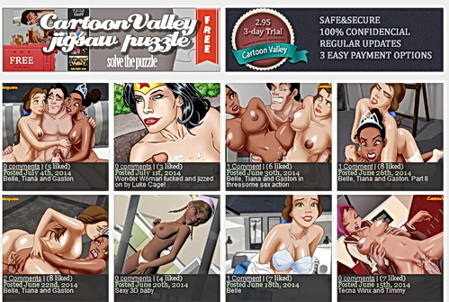 Classic sex cartoons * All Sex Cartoons