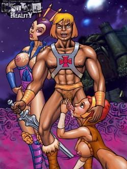 He-man cartoon porn - All Sex Cartoons