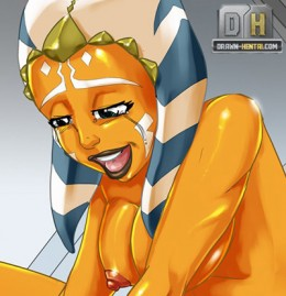 Do you like nude Ahsoka Tano? - Ahsoka Tano Star Wars Porn