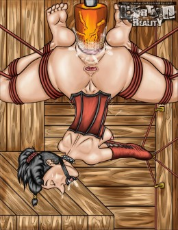 The Wild Thornberrys porn comix - BDSM Cartoon Porn