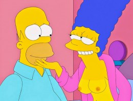 Marge Simpson Nude Christmas - Marge Simpson Simpsons Sex