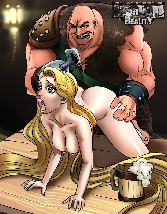 Really. Rapunzel tangled hentai porn