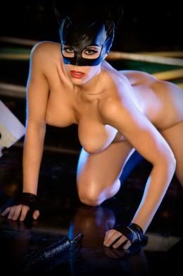 Naked catwoman - CatWoman sex Porn Comics