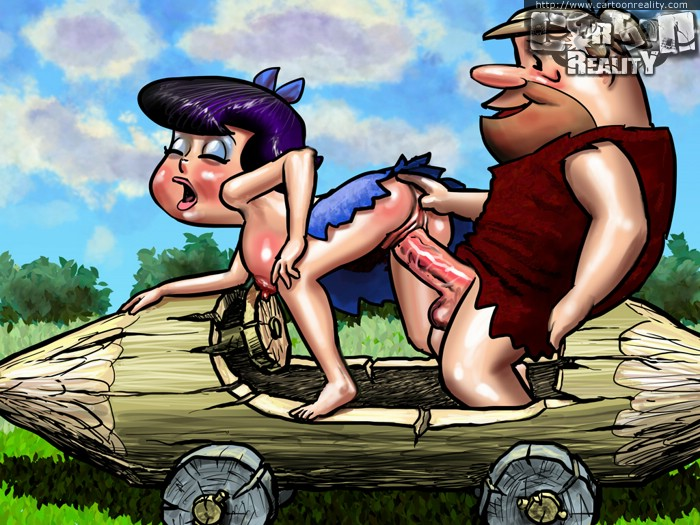 Flintstones cartoonporn3