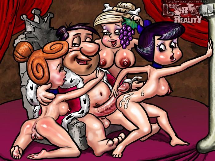 Flintstones xxx fanclub | Cartoon Sex Blog