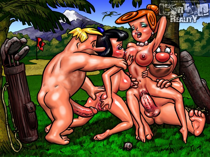 Flintstones xxx fanclub cartoonporn2