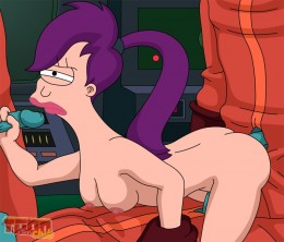 Futurama xxx fanclub - Futurama Sex