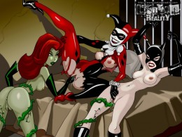 Erotica from Gotham city * Gotham Girls Porn Comics